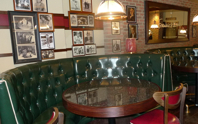Frankie and Bennys fit-out